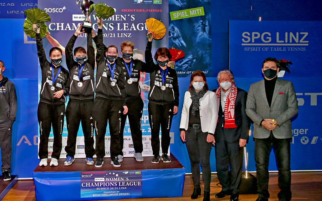 Berlin gewinnt Champions League der Damen