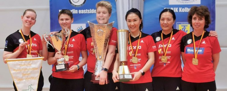 Berlin ist Deutscher Mannschaftsmeister