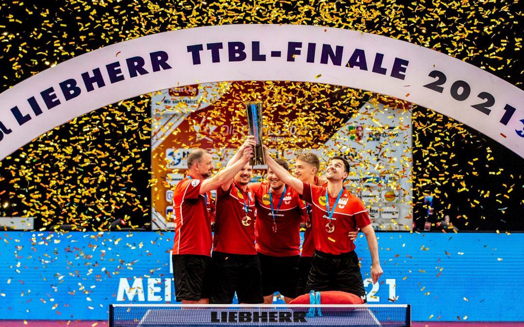 Düsseldorf ist Deutscher Mannschaftsmeister