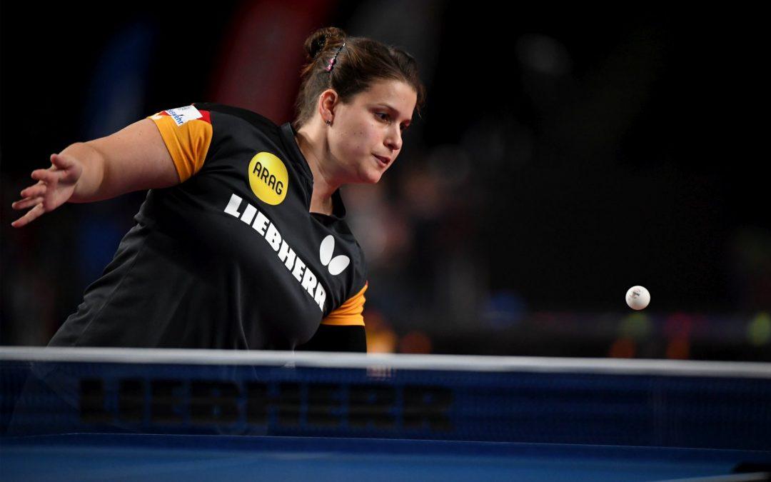 Petrissa Solja gewinnt EM-Titel im Damen-Einzel