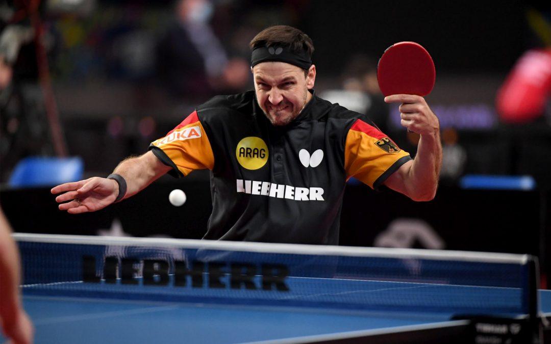Timo Boll gewinnt EM-Titel im Herren-Einzel