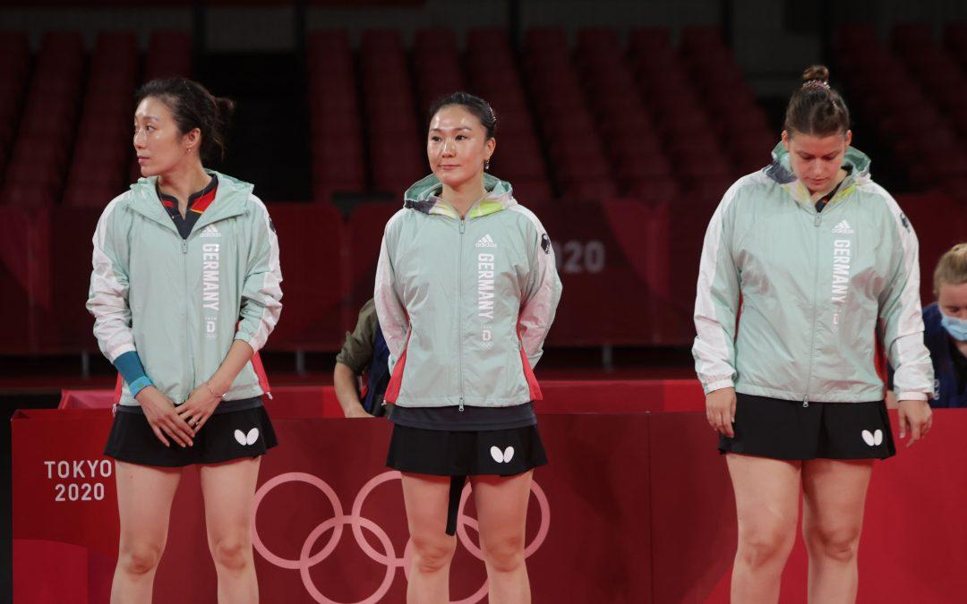 Gold für Chinas Damen, deutsche Damen Vierte