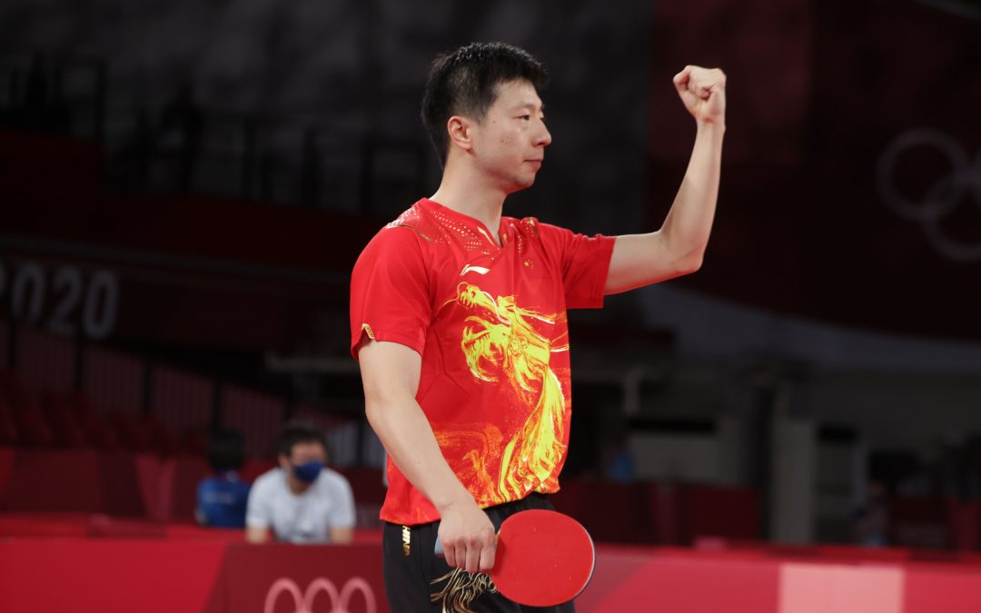 Ma Long wird erneut Olympiasieger, Ovtcharov gewinnt Bronze