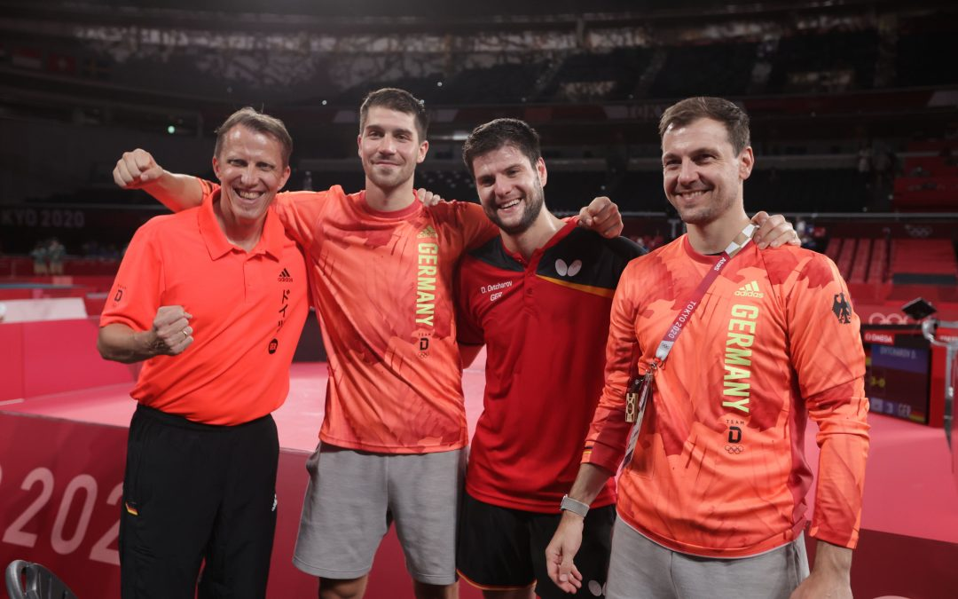 China gewinnt Olympia-Gold vor Deutschland